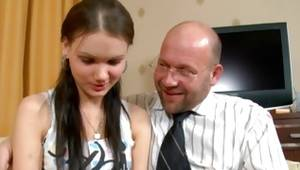 Perfect little porn star is getting her invited by a turned on mature teacher
