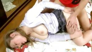 Precious exciting whore is getting her penetrated with a rough dick
