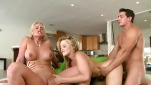 Warm and moaning babies are enjoying a prodding of their vaginas by their fellas