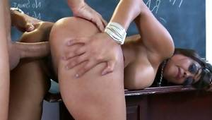 Fleshy tittied kinky whore got her fucked